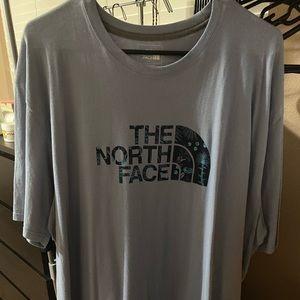 2XL North Face T-Shirt